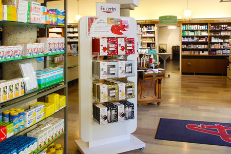 Eucerin Display